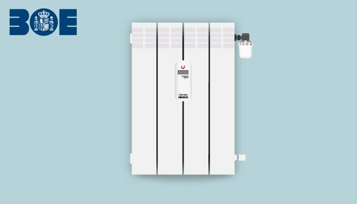 Aprobado el Real Decreto que obliga instalar repartidores de costes en edificios con sistemas de calefacción y refrigeración central