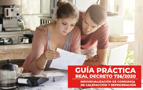 Guía del Real Decreto 736/2020 sobre la individualización de consumos de calefacción y refrigeración